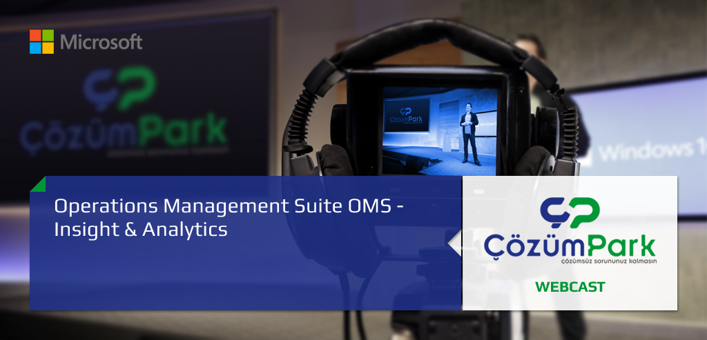 Operations Management Suite OMS - Insight & Analytics