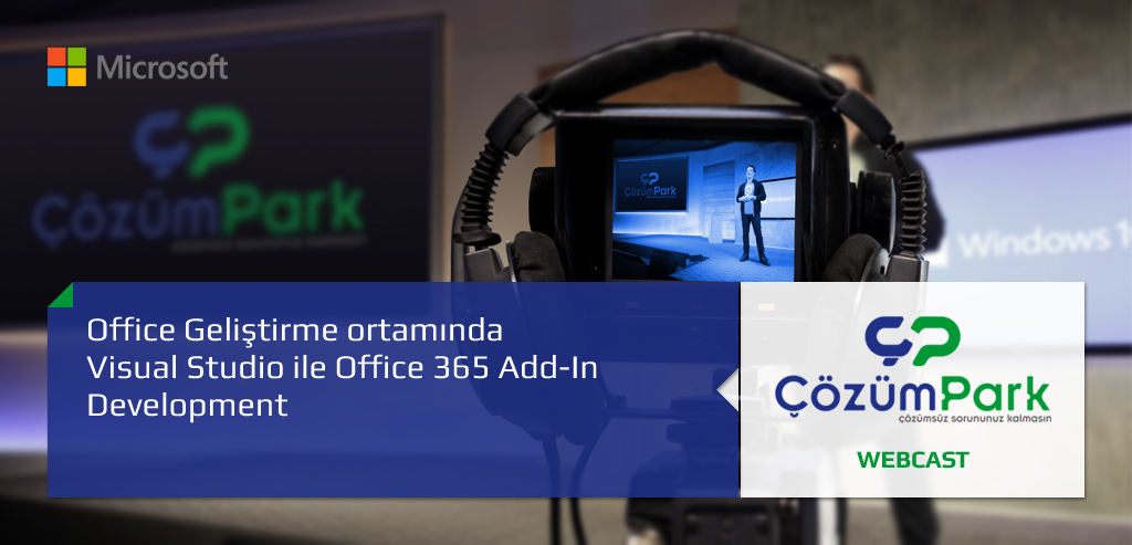 Office Geliştirme ortamında Visual Studio ile Office 365 Add-In Development