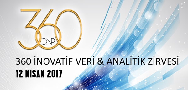 360 İnovatif Veri & Analitik Zirvesi