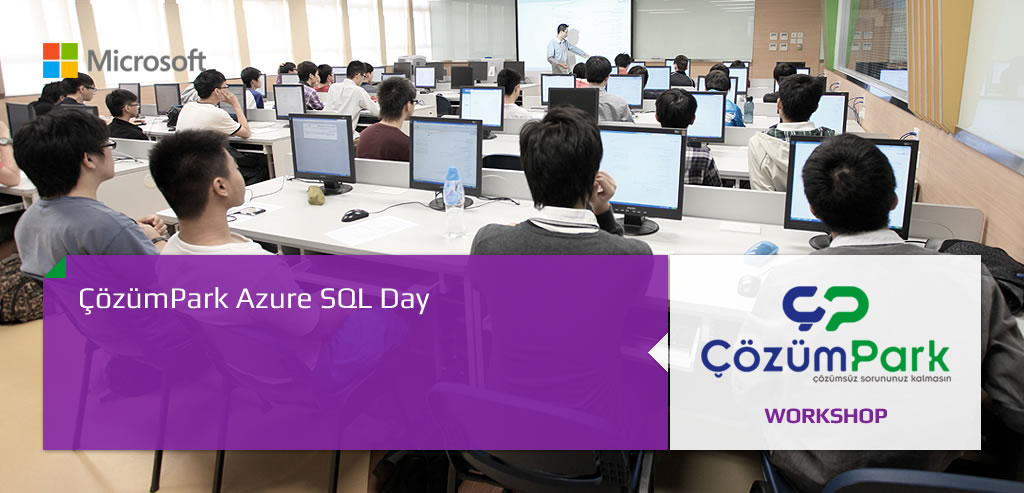 ÇözümPark Azure SQL Day