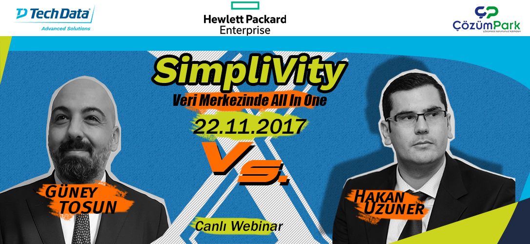 Tech Data SimpliVity Veri Merkezinde All in One