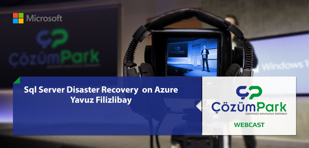 Sql Server Disaster Recovery on Azure