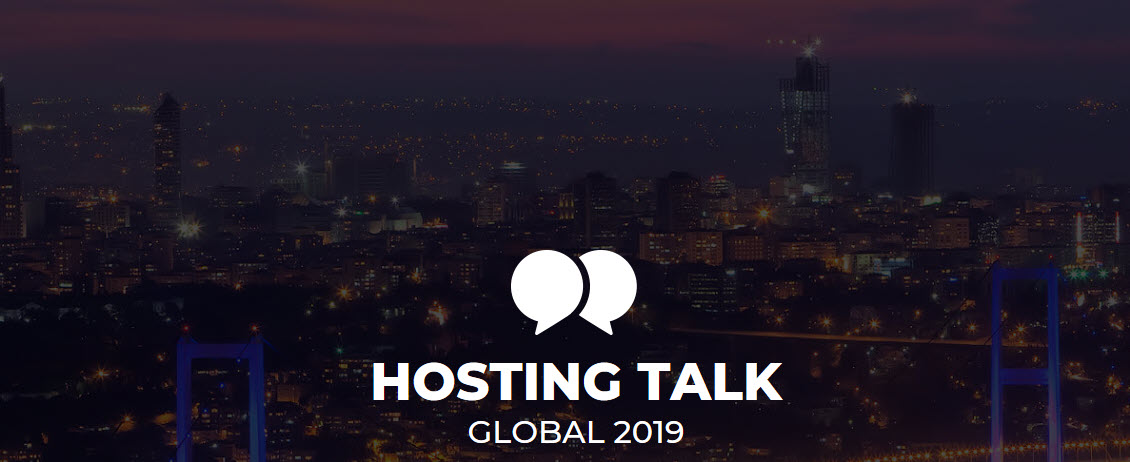 HOSTING TALK  GLOBAL 2019