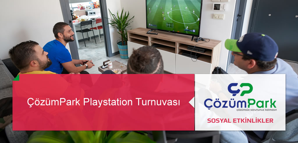 ÇözümPark Play Station Turnuvası Vol2