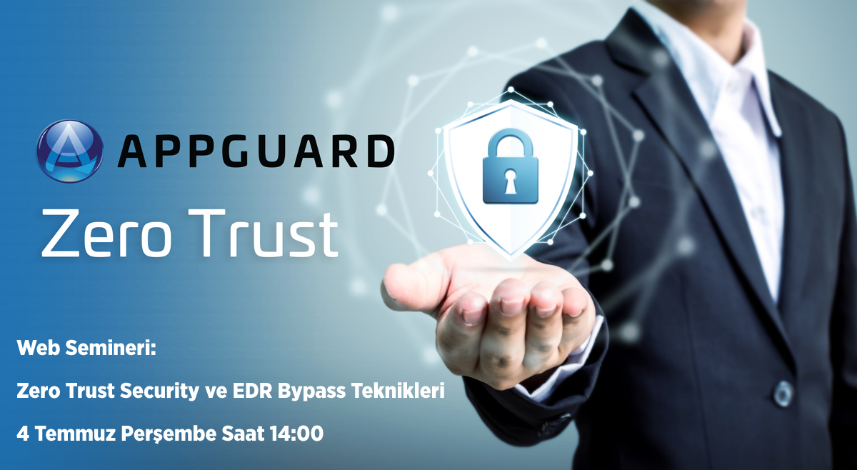 Zero Trust Security ve EDR Bypass Teknikleri