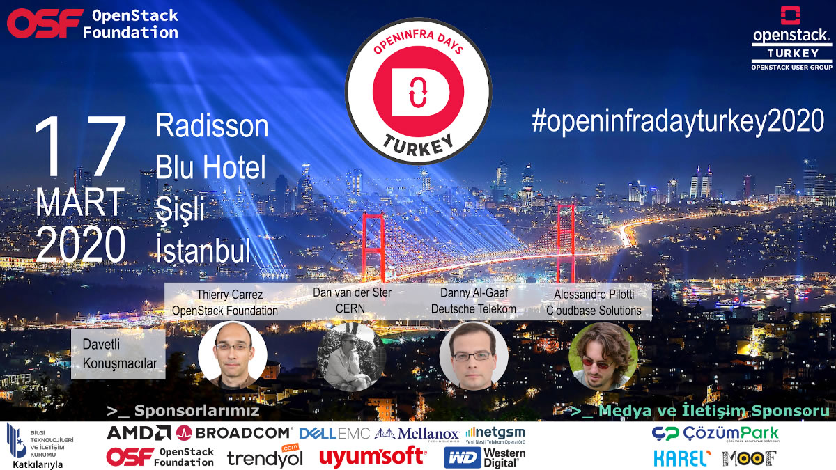 OpenInfra Day Turkey 2020