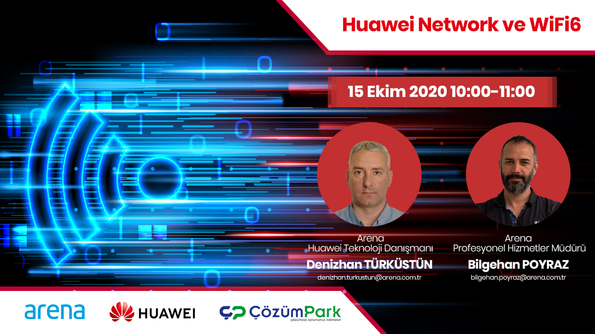 Huawei Network ve WiFi6