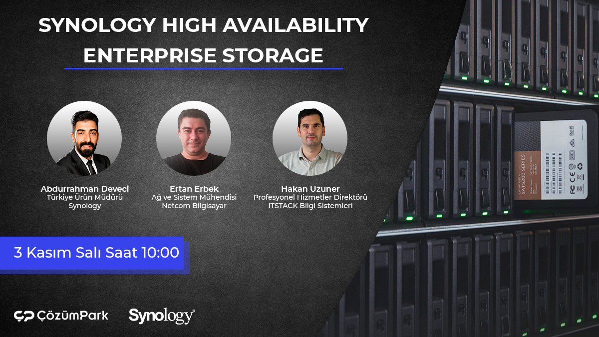 Synology High Availability - Enterprise Storage