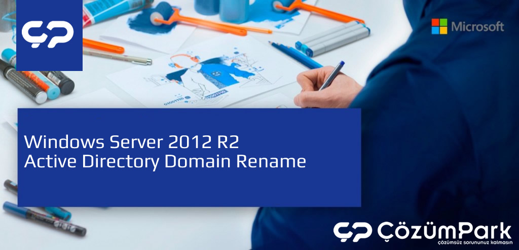 Windows Server 2012 R2 Active Directory Domain Rename
