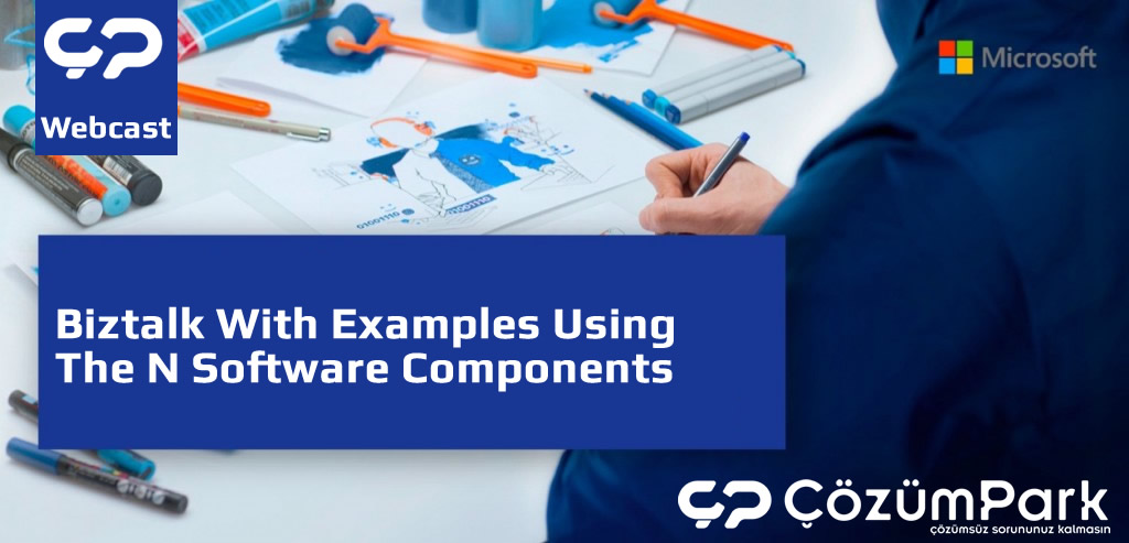 Biztalk With Examples - Using the N software components