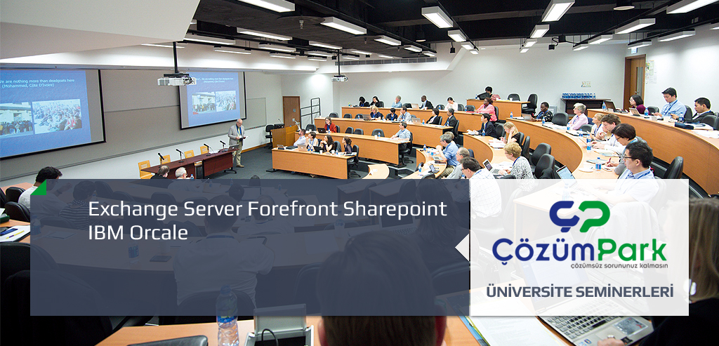Exchange Server Forefront Sharepoint IBM Orcale